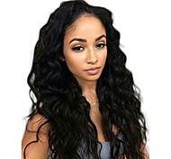 1PC TRES JOLIE  Deep Wave 10-20Inch Color #1b Natural Black Human Hair Weaves