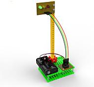 Brinquedos Para meninos Brinquedos de Descoberta Kit Faça Você Mesmo Brinquedo Educativo Máquina ABS Verde Amarelo