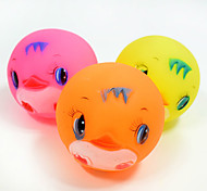 Cat Toy Dog Toy Pet Toys Ball Chew Toy Interactive Teeth Cleaning Toy Squeaking ToySqueak / Squeaking Durable Elastic Halloween Lips