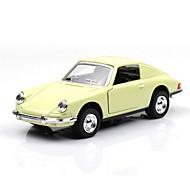 Classic Car Race Car Toys Car Toys 1:28 Metal Plastic Violet Model & Building Toy