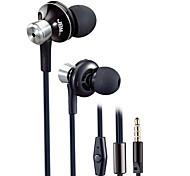 Original JBMMJ-MJ9013 Hight Quality Metal In Ear Headphones In-ear Earphone HD HiFi Headset Good Bass For IPhone XIAOMI Samsung