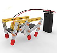 Игрушки Для мальчиков Развивающие игрушки Набор для творчества Обучающая игрушка Робот Архитектура ABS Белый