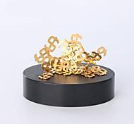 Jouets Aimantés 1 Pièces MM Jouets Aimantés Blocs de Construction Sculpture Gadgets de Bureau Casse-tête Cube Pour cadeau