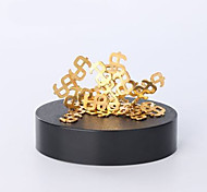 Juguetes Magnéticos 1 Piezas MM Juguetes Magnéticos Bloques de Construcción Escultura Juguetes ejecutivos rompecabezas del cuboPara