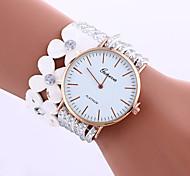 Женские Спортивные часы Нарядные часы Модные часы Наручные часы Китайский Кварцевый Материал Группа С подвесками Повседневная Креатив