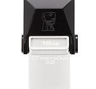 Kingston DTDUO3 16GB USB 3.0 Flash Drive OTG Micro USB Mini Ultra-Compact