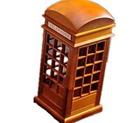 Music Box Music Classic & Timeless Wood Khaki