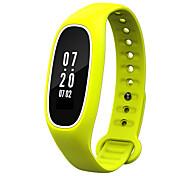 yydb01 Herren-moman Smart Armband / smarwatch / Herzfrequenzmonitor sm Armband Schlafmonitor Pedometer Armband ip67 wasserdicht für ios