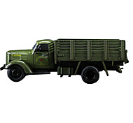 Truck Pull Back Vehicles Car Toys 1:60 Metal Green Diecasts & Toy Vehicles