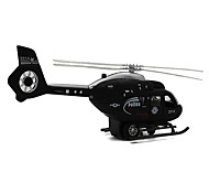 Planes & Helicopter Pull Back Vehicles Car Toys 1:32 Metal Black Model & Building Toy