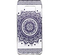 For Samsung Galaxy S8 Plus S8 Case Cover Sunflower Pattern High Penetration TPU Material Phone Case S7 edge S7 S6 edge plus S6 edge S6 S4 Mini S4