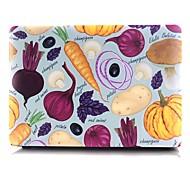 Ölmalerei Lebensmittel Muster Macbook Fall für Macbook Air11 / 13 Pro13 / 15 Pro mit Retina13 / 15 Macbook12