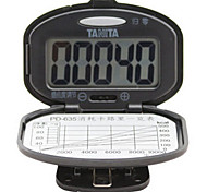 Multifunctional Electronic Pedometer  For Old Men Walks And Run