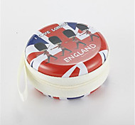 British Wind Metal Earphone Universal Case
