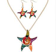 Jewelry Set Jewelry Unique Design Logo Style Animal Design Euramerican Vintage Bohemian Luxury Chrome Animal Shape