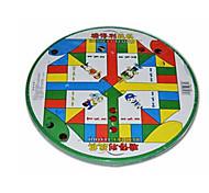 Juego de Mesa Juegos y Puzles Circular Plástico