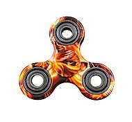Random Color Spinning Top Hand Spinner Toys Novelty & Gag Toys Novelty Triangle ABS