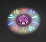Спиннеры от стресса Ручной обтекатель Игрушки Tri-Spinner LED Spinner EDC Стресс и тревога помощи Товары для офиса За время убийства