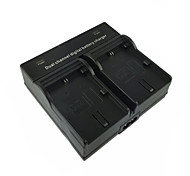 LPE6N EU Digital Camera Battery Dual Charger for Canon LPE6N LPE6 5D4 5D2 5D3 6D 7D 7D2 60D 70D