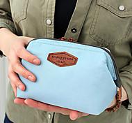 Travel Bag Foldable Portable Large Capacity for Travel Storage Cotton-Orange Dark Blue Blue Blushing Pink