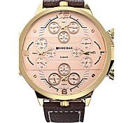 Masculino Relógio Esportivo Relógio Militar Relógio Elegante Relógio de Moda Relógio de Pulso Bracele Relógio Relógio Casual Chinês