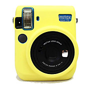 Dengpin Soft Silicone Armor Skin Rubber Camera Cover Case Bag for Fujifilm instax mini70 (Assorted Colors)