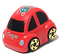Wind-up Toy Car Plastic Boys Girls Rondon Color