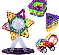 Магнитные игрушки 93 Куски М.М. Избавляет от стресса Набор для творчества Магнитные игрушки Конструкторы 3D пазлы Обучающая игрушка