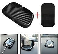 Ziqiao автомобиля приборной панели липкой коврик площадку против не скольжения гаджет мобильный телефон gps держатель предметов интерьера
