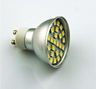 3W GU10 Lâmpadas de Foco de LED 29 SMD 5050 350 lm Branco Quente Branco Frio Decorativa AC220 V 1 pç