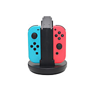 Factory-OEM Charger Cradle for Switch Novelty Rechargeable Portable