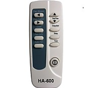 HA-600 Replacement for Frigidaire Air Conditioner Remote Control 309342604 works for AM12C6ESBA FAC054J7A1 FAC054K7A6 FAC055J7A1 FAC055J7A2 FAC055K7A4