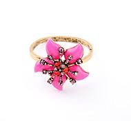 Women's Bangles Friendship Fashion Alloy Flower Jewelry For Anniversary Gift Valentine