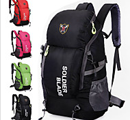 40 L Походные рюкзаки Рюкзаки для ноутбука Организатор путешествий рюкзак Заплечный рюкзакВелосипедный спорт/Велоспорт Отдых и туризм