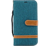 For Samsung Galaxy J7(2017) J5(2017) Colorful Denim Phone Case J3(2017) J3 Prime J510 J310 J3