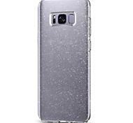 Для Samsung Galaxy S8 плюс S8 случае покрытия флэш-порошок тройной технологии imd tpu телефон случае