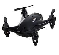 Drohne RC 4 Kan?le 6 Achsen 2.4G - Ferngesteuerter Quadrocopter Kopfloser Modus 360-Grad-Flip Flug SchwebenFernsteuerung 1 Batterie Für