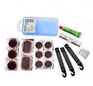 Набор инструментов для ремонта шин для велосипеда sahoo® set reparo mtb cycling accessorie