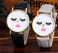 Ladies Fashion Quartz Watch Women Face Leather Casual Dress Women's Watch Reloje Mujer Montre Femme