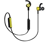 Cuffia avricolare senza fili dei auricolare di sport delle cuffie del bluetooth con il basso pesante per il iphone 7 / 7plus
