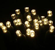 3.5 W Leuchtgirlanden / lm AC 110-130 15 m 50 Leds Warmweiß