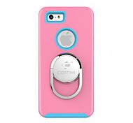 Cornmi для iphone 7 плюс чехол iphone 7 iphone чехол ударопрочный с подставкой под кольцо держатель для задней крышки сплошной цвет