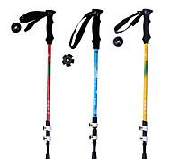 5 Нордические трости 135cm (53 дюйма) Демпфирование Откидной Легкий вес С возможностью регулировки Углеродное волокноОтдых и туризм