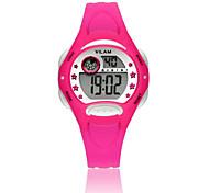 Vilam Kids' Sport Watch  Digital LED Cartoon Colorful Jelly Children Watches Calendar Chronograph  Luminous Boys Girls Fashion Watch