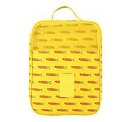 Organisation für das Packen Transportabel für KulturtascheGelb