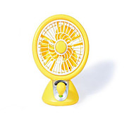 The Wheel Stereo Analog Stick Fan Two Files Mini USB Fan Can Be Adjusted