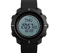 SKMEI Мужской Спортивные часы Армейские часы Модные часы Наручные часы электронные часы Японский ЦифровойLED Compass Календарь Секундомер