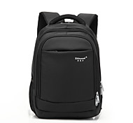 15-Zoll-Computer Laptop Tasche wasserdicht Schock atmungsaktiv Polyester Material schwarz / braun / grau