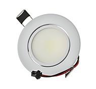 6W COB LED Downlight 540 lm Warm White Cool White Natural White Decorative AC85-265 V 1 pcs