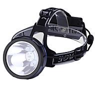 YAGE YG-5591 Налобные фонари LED Люмен 2 Режим Cree XP-E R2 Да Перезаряжаемый Очень легкие Высокомощный Диммируемая для